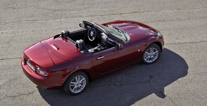 Mazda Announces Official UK Pricing for Refreshed MX-5