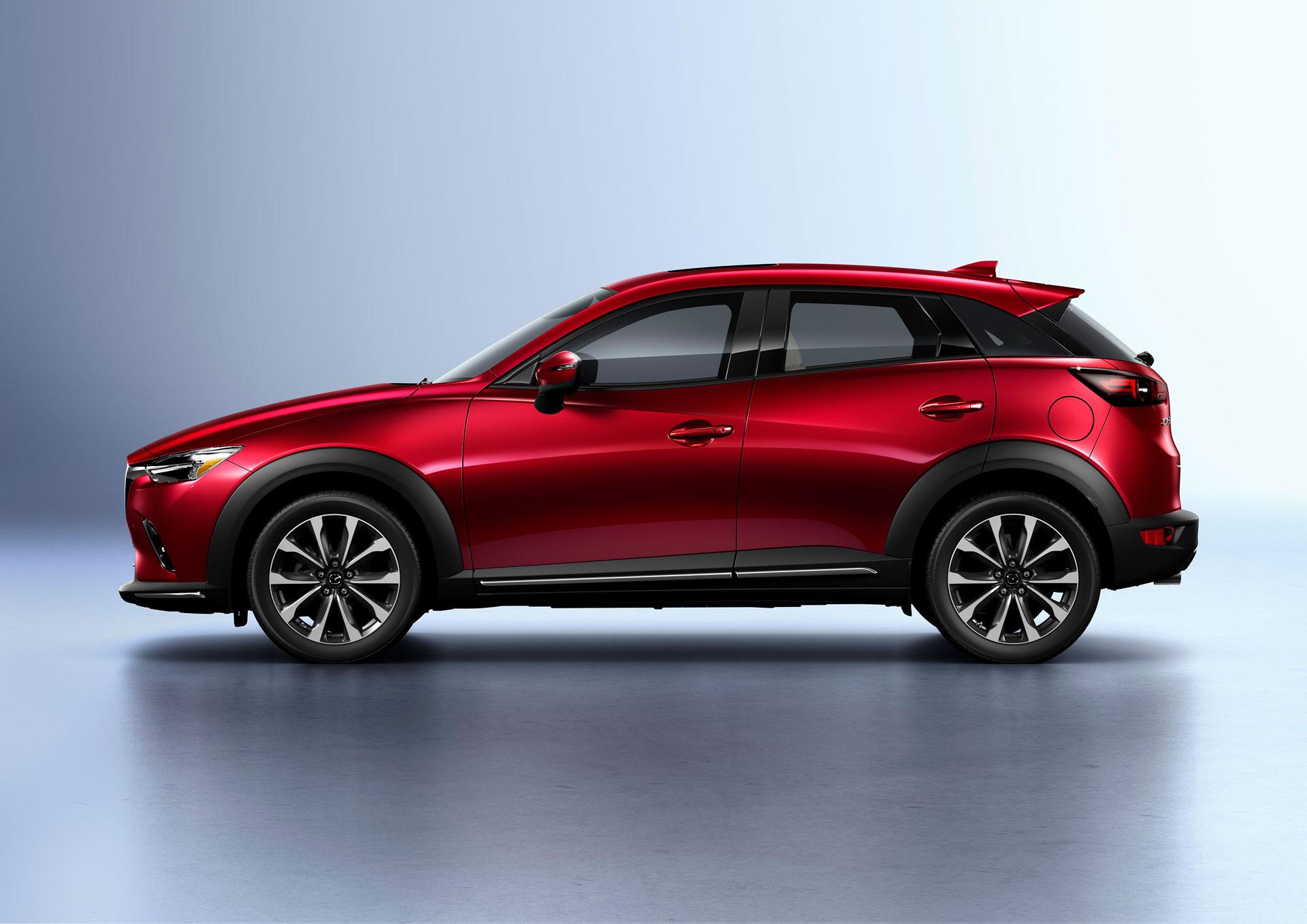 2020 Mazda Cx 3 Redesign