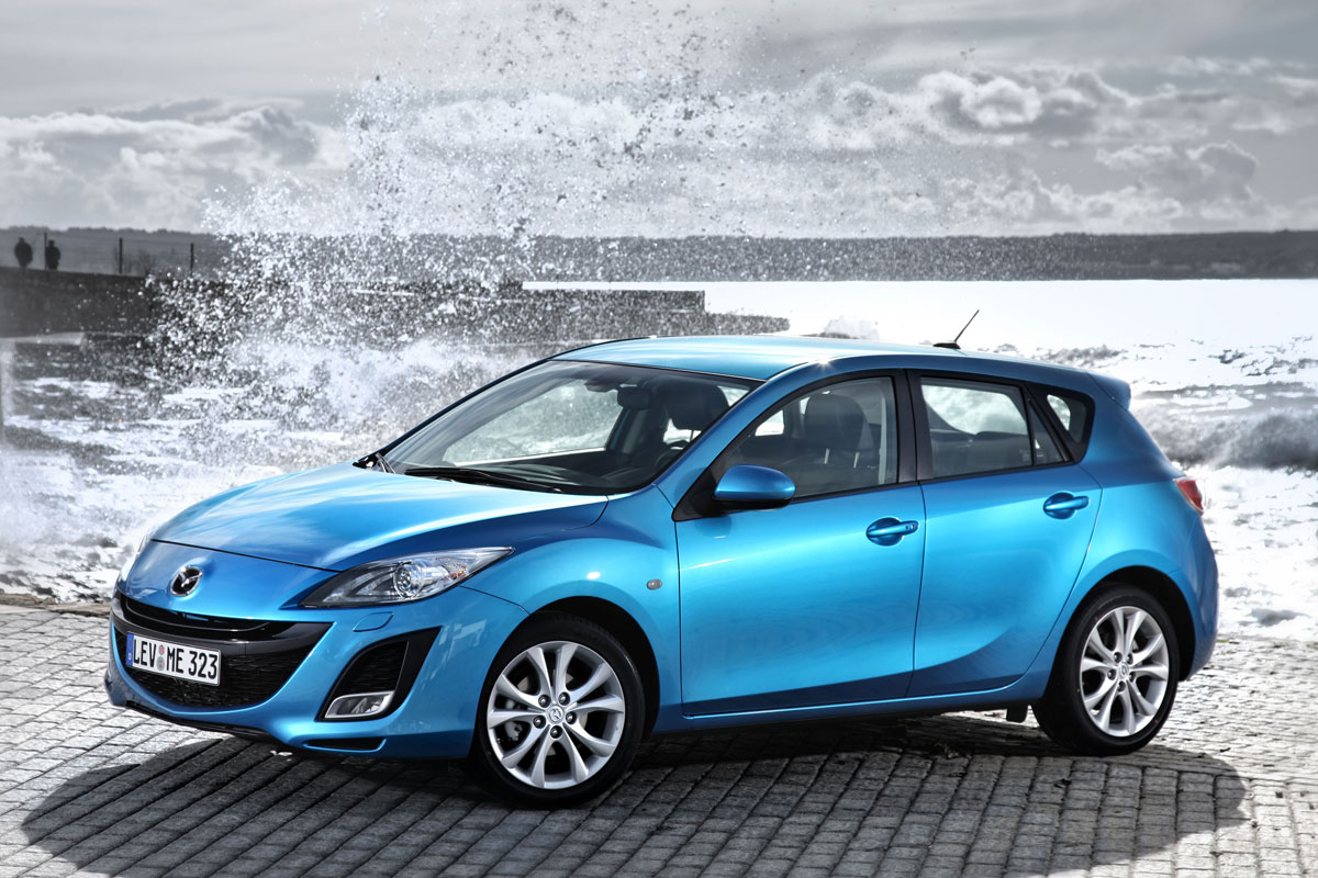 mazda cx 3 suv slated for 2011 autoevolution. Black Bedroom Furniture Sets. Home Design Ideas