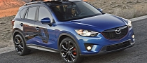 Mazda CX-5 180 Attends 2012 SEMA [Photo Gallery]