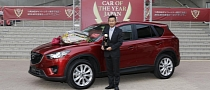 Mazda CX-5 Gets Japan Car of the Year Award, GT 86 / BRZ Follow