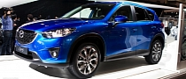 Mazda CX-5 Production Coming to Russia