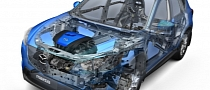Mazda CX-5 Skyactiv Engines Production Detailed