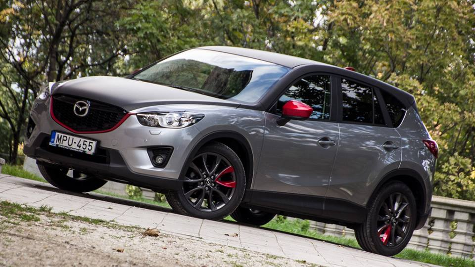 Mazda CX-5 Totalcar Edition is Not Half Bad - Photo Gallery ...