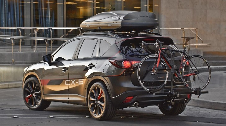 Mazda CX5 Dempsey Brings Patrick Dempsey to 2012 SEMA [Photo Gallery]