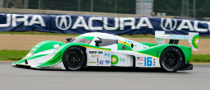 Mazda Debuted LMP2 Car Running on Biofuel