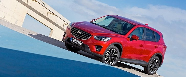 mazda issues two recalls includes a stop sale for cx 5 autoevolution. Black Bedroom Furniture Sets. Home Design Ideas