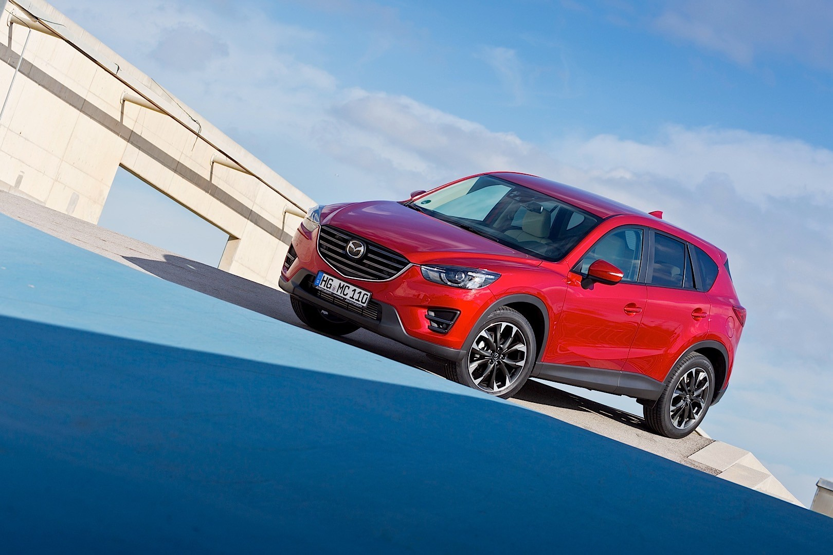 Mazda CX-5 Stop Sales Announced, Not Taking Any Chances