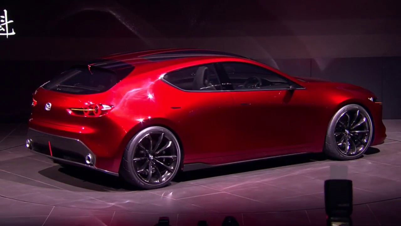 mazda kai concept is the sexy mazda3 preview we were hoping for