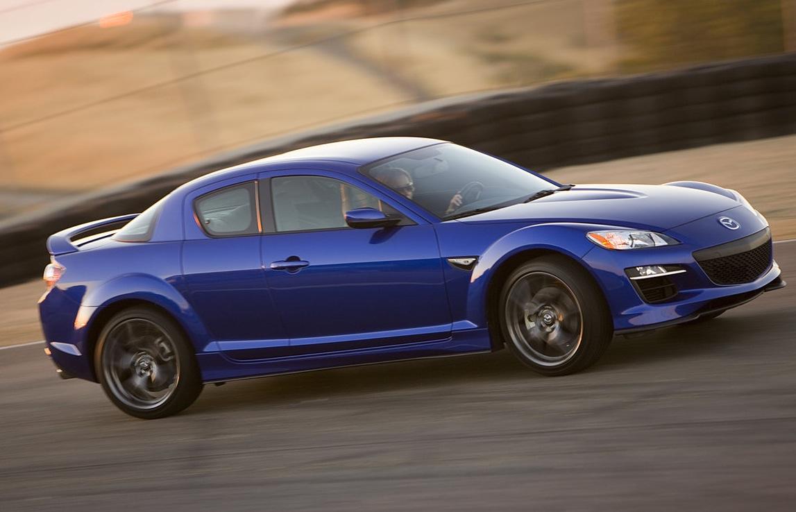 Mazda Keeping Rotary Killing V6 And Cx 7 Autoevolution