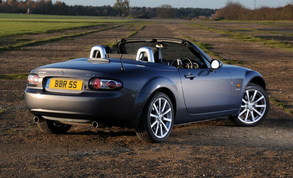 mazda mx 5 gets bbr cosworth supercharger kit autoevolution. Black Bedroom Furniture Sets. Home Design Ideas