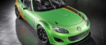 Mazda MX-5 GT Details and Photos