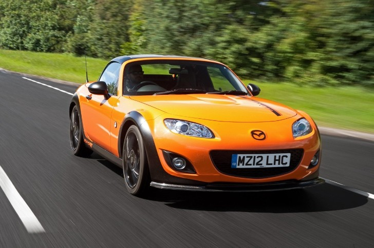 Mazda MX-5 GT Gets Production Approval