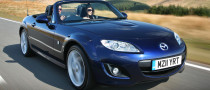 Mazda MX-5 Is Highest Rated Sportscar in 2011 J.D. Power Survey