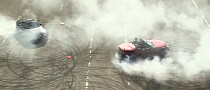 Mazda MX-5 Plays Frisbee While Drifting [Video]