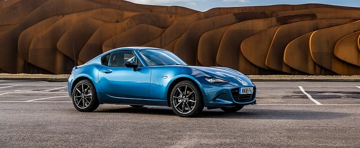 Mazda MX-5 RF Sport Black Edition Goes On Sale, Is the Bee ...