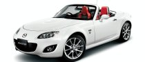 Mazda MX-5 Roadster 20th Anniversary Special Edition Released