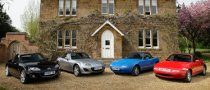 Mazda MX-5 Sales Hits 100,000 Mark in the UK