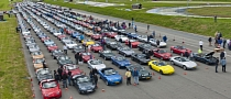 Mazda MX-5 Sets New World Record [Photo Gallery]