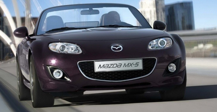 Mazda MX-5 Special Edition Spring 2012 [Photo Gallery]