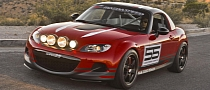 Mazda MX-5 Super25 Concept Bows at 2012 SEMA [Photo Gallery]