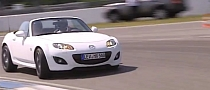 Mazda MX-5 Yusho Concept Driven Hard Around Hockenheim [Video]