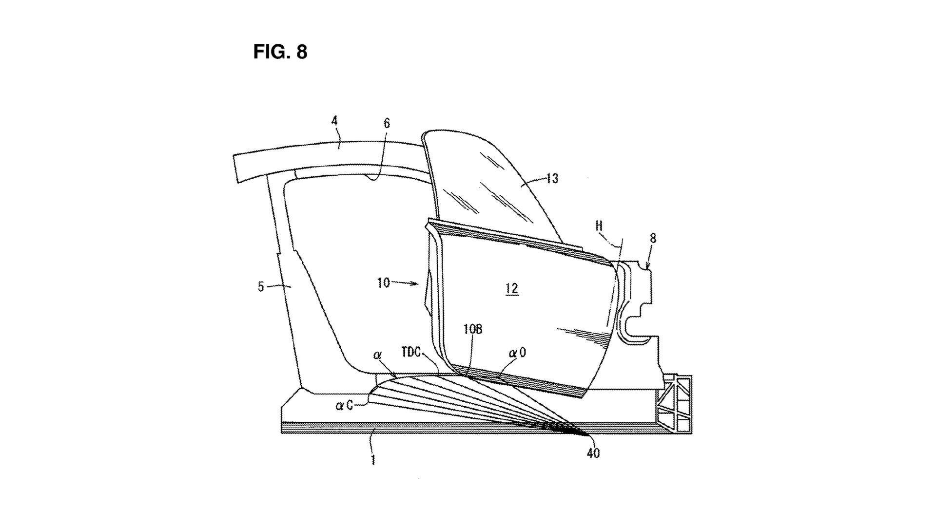 ... Mazda Door Support Structure of Automotive Vehicle (rumored RX-9 rotary sports car)  sc 1 st  Autoevolution.com & Mazda Patents Doors That Pivot Upward Drawings Reveal Sports Car ...