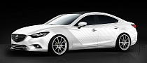 Mazda Previews 2013 SEMA Concepts