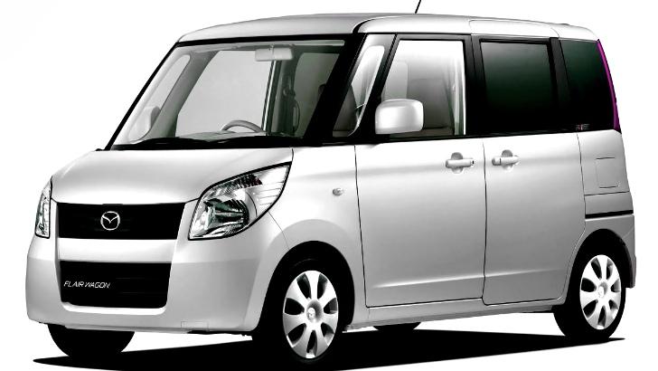 Mazda Rebadge Suzuki Kei Car and Give It Ironic Name ...