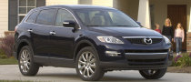 Mazda Recalls 30,600 2007 - 2009 CX-9 Due to Faulty Power Seats
