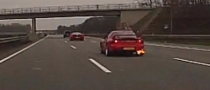 Mazda RX-7 with 550 HP Spitting Flames [Video]