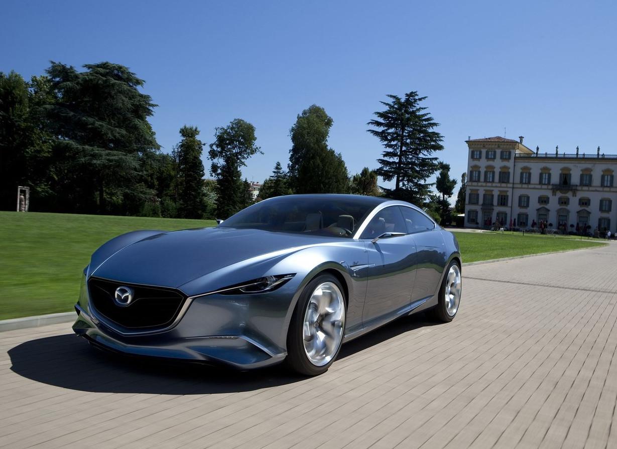 Mazda Rx 9 Rumored Use Hybrid Rotary Engine 35712