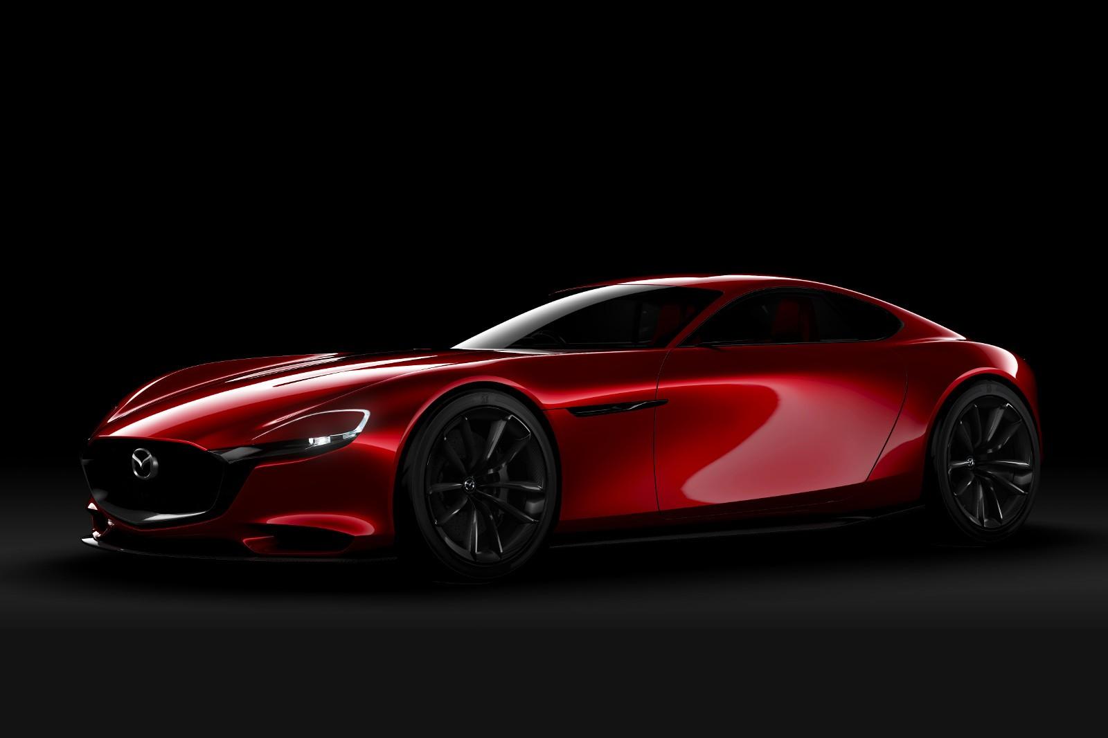 Mazda Rx Vision Concept