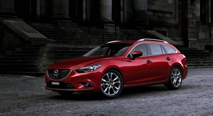 Mazda Sales in China Fall 45% in October
