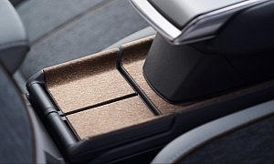 Mazda Saves Trees By Utilizing Cork For the Interior Trim of the MX-30