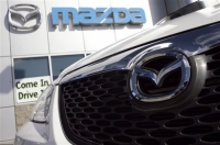 Mazda sets sales record in Europe last year