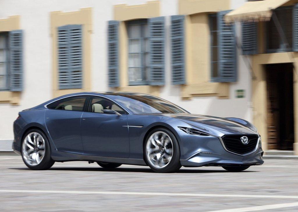 Mazda Shinari Concept Unveiled at 2010 LA Auto Show - autoevolution