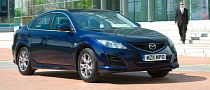 Mazda Shortens Wait for UK's Fleet Customers