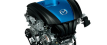 Mazda SKYACTIV-G 1.3L Engine Does 70 MPG