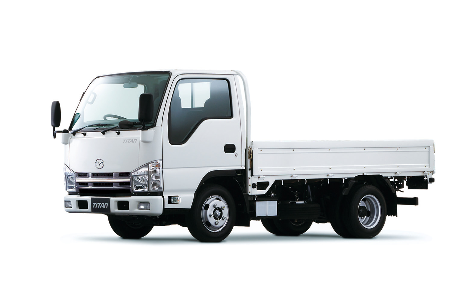Freightliner Trucks For Sale >> Mazda Titan Truck Facelifted - autoevolution