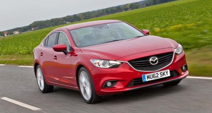 Mazda to Build New 6 in China from 2013