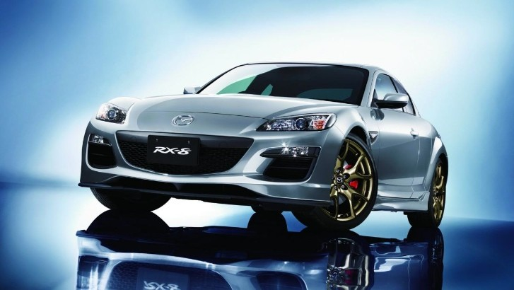 Mazda to Produce 1,000 Additional RX-8 Spirit Rs