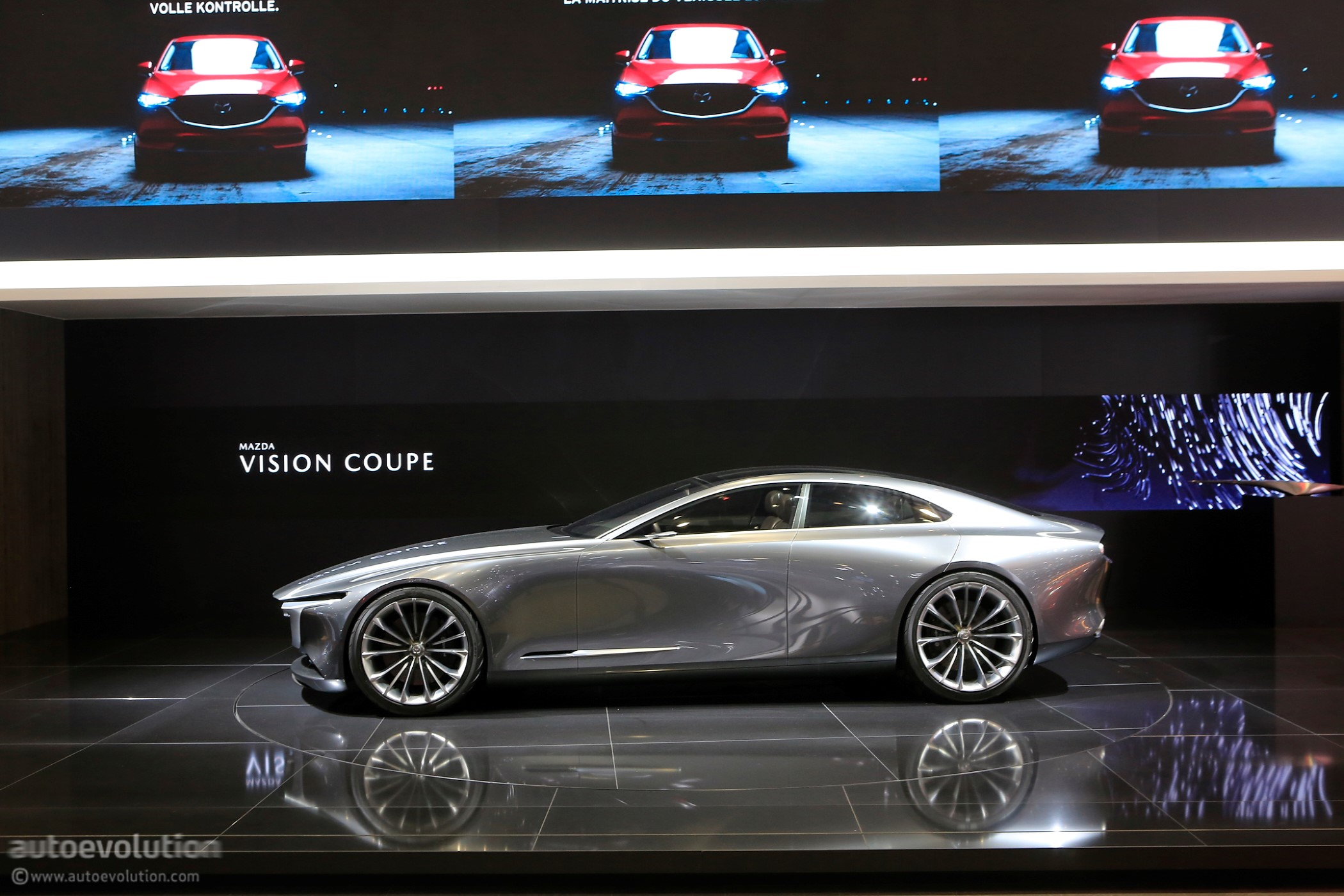 Mazda Vision Coupe named Concept Car of the Year