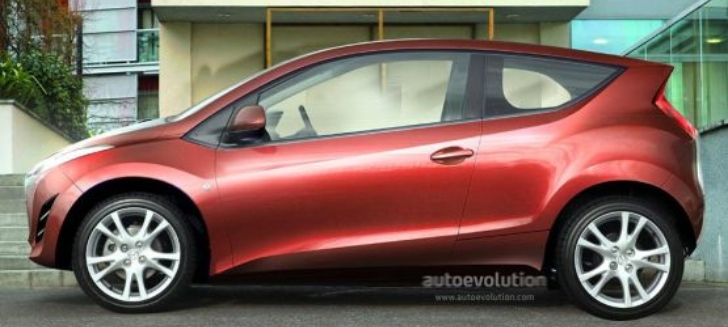 Mazda1 Could Be Developed with Fiat
