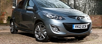 Mazda2 Venture Edition On Sale in Britain