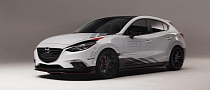 Mazda3 and Mazda6 2013 SEMA Concepts Revealed