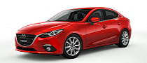 Mazda3 Compressed Natural Gas Engine to Be Previewed in Tokyo
