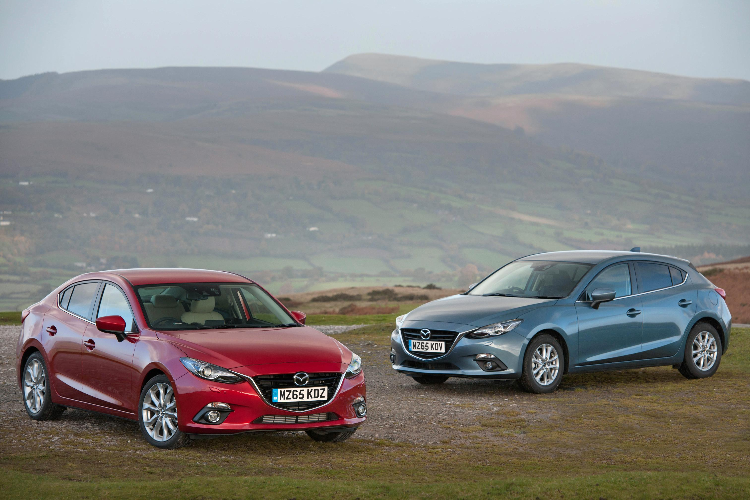 Mazda3 Apply 1.5L Diesel