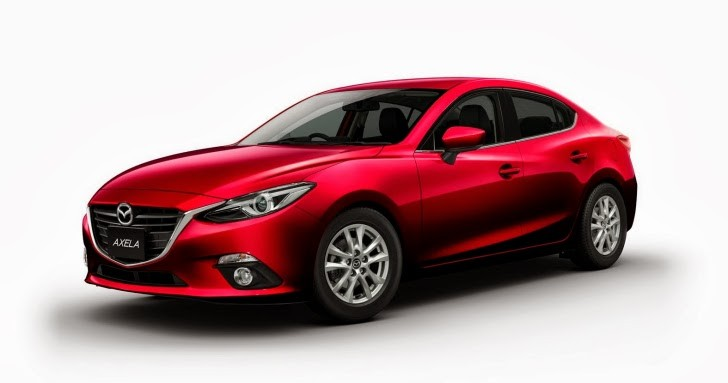 Mazda3 Goes Hybrid as Japanese Axela Model [Photo Gallery]