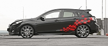 Mazda3 MPS (MazdaSpeed3) Tuned by MR Car Design